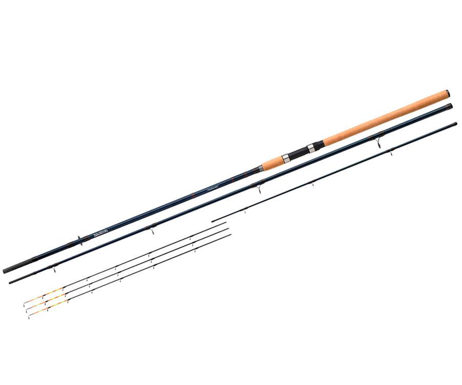 Фидерное удилище Daiwa Windcast Feeder plus 3 top 3.60м 120г