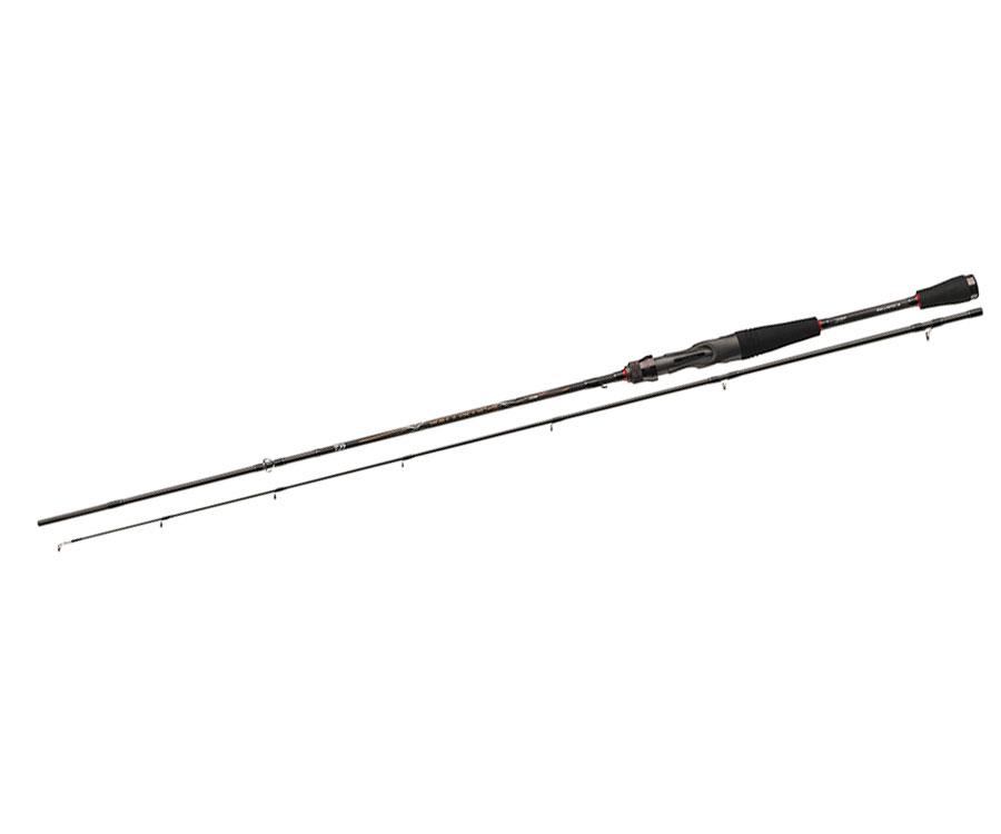 Спиннинговое удилище Daiwa Ballistic-X Baitcast 2.1м 7-28г