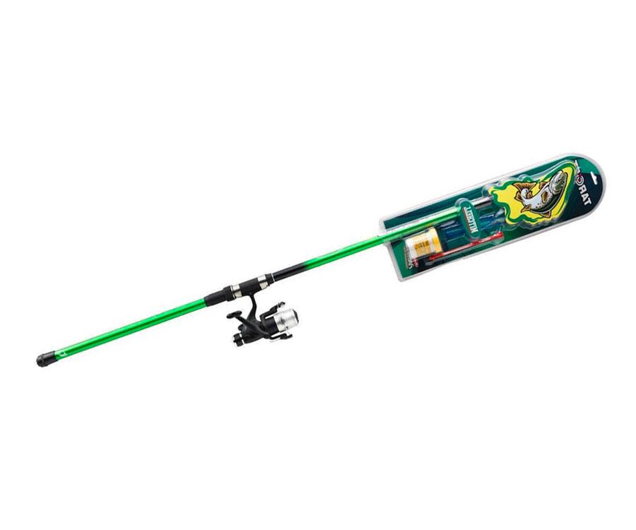 Спиннинговое удилище Mitchell Combo RTF Target 212 Trout 2.1м 5-25г