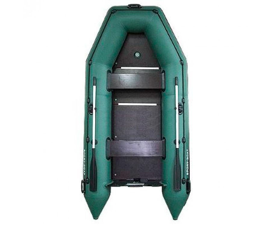 Лодка Sport-Boat Нептун N290LК