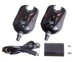 Набор элетронных сигнализаторов поклевки Carp Pro Q9 2+ЗУ