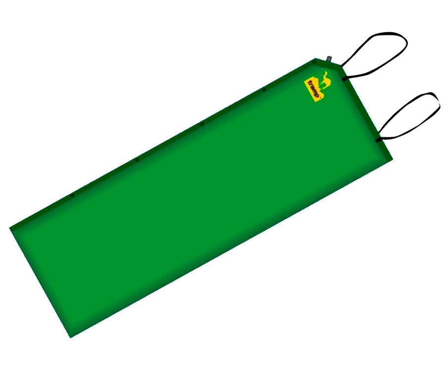 Самонадувний коврик Tramp Зеленый