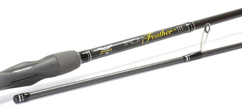 Спиннинговое удилище Fenwick Ironfeather Micro Jig 702XUL 2.13м 0.4-4г