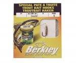 Крючки с поводком Berkley Trout Bait Hook №10 018мм
