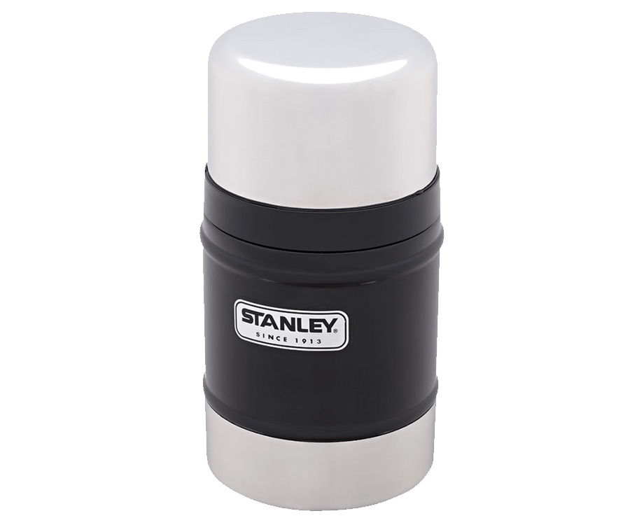 Термос Stanley Classic 0.5 л черный