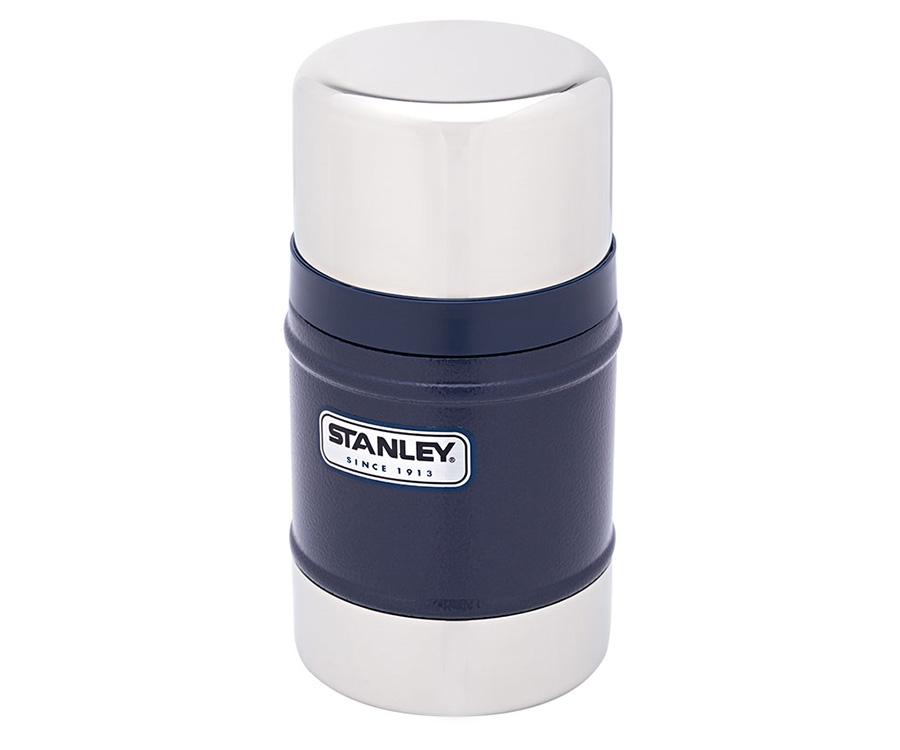Термос Stanley Classic 0.5 л синий