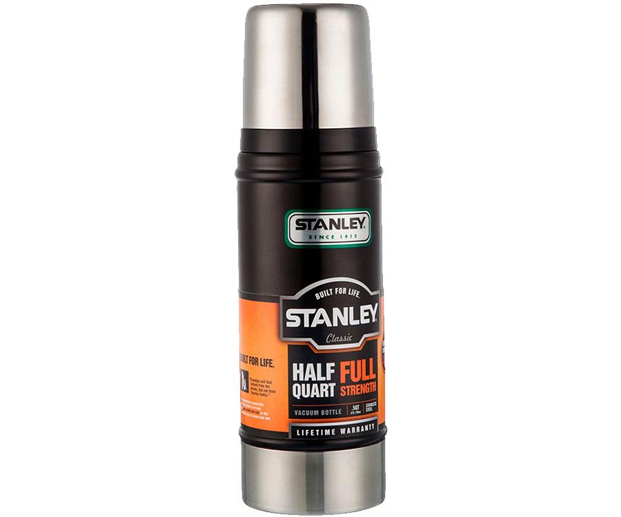 Термос Stanley Legendary Classic 0.5 л Черный