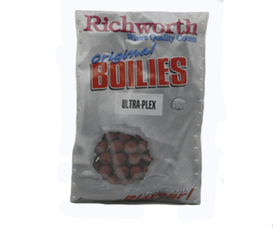 Бойлы Richworth Shelf Life Boilie 18 мм 400 г Ultra-Plex