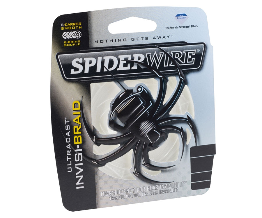 Леска Spiderwire Ultracast Fluorocarbon 100м 0.17мм