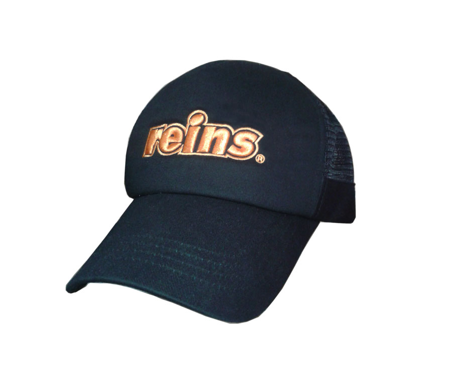 Кепка Reins Black