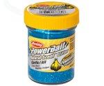 Паста форель Berkley Natural Scent TroutBait Garlic Neon Blue 50г