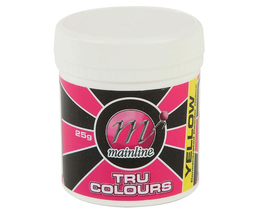 Краситель сухой Mainline Powdered Dyes Yellow 25 г