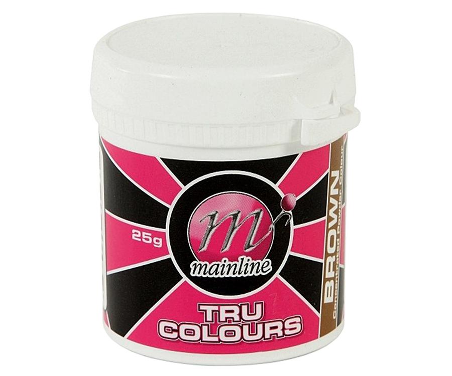 Краситель сухой Mainline Powdered Dyes Brown 25 г
