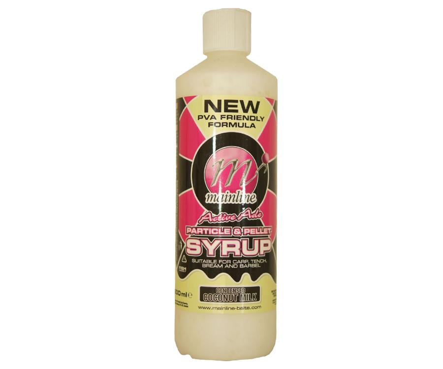 Атрактант Mainline Particle & Pellet Syrup Coconut Milk