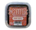 Пеллетс Sonubaits Krill S-pellet 8 мм