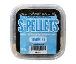 Пеллетс Sonubaits F1 S-pellets 11 мм
