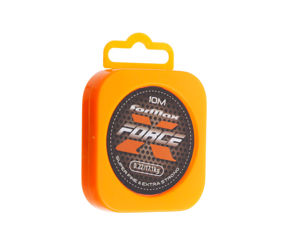 Шнур Formax X force 10M/Spool Small Plastic Box 0.22мм