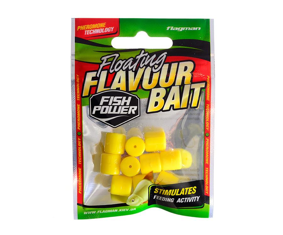 Пеллетс Flagman желтый кукуруза 10 мм