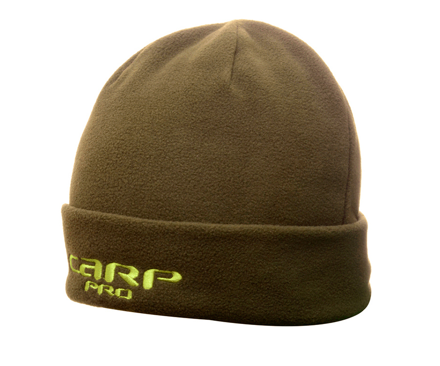 Комплект Carp Pro шапка + шарф + перчатки (флис) M-L