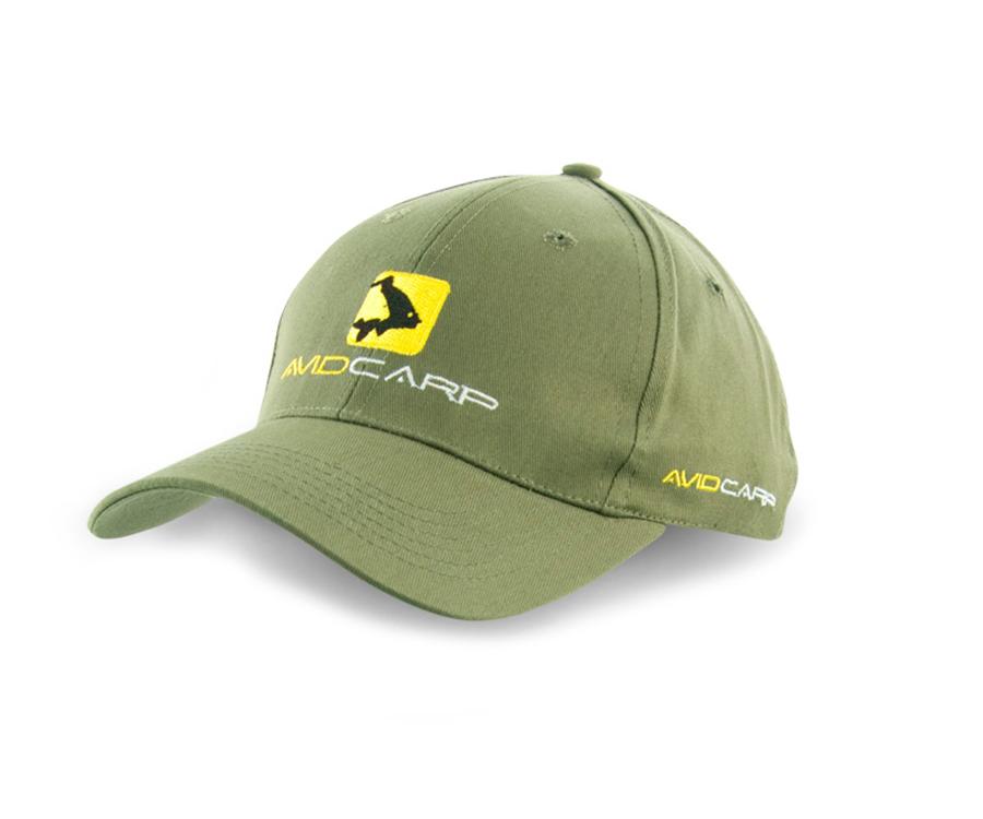 Кепка Avid Carp Classic Green Baseball Cap