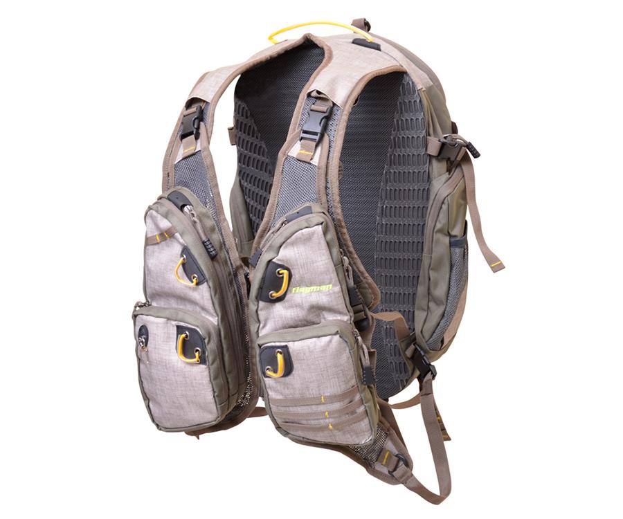 Жилет разгрузочный с рюкзаком Flagman