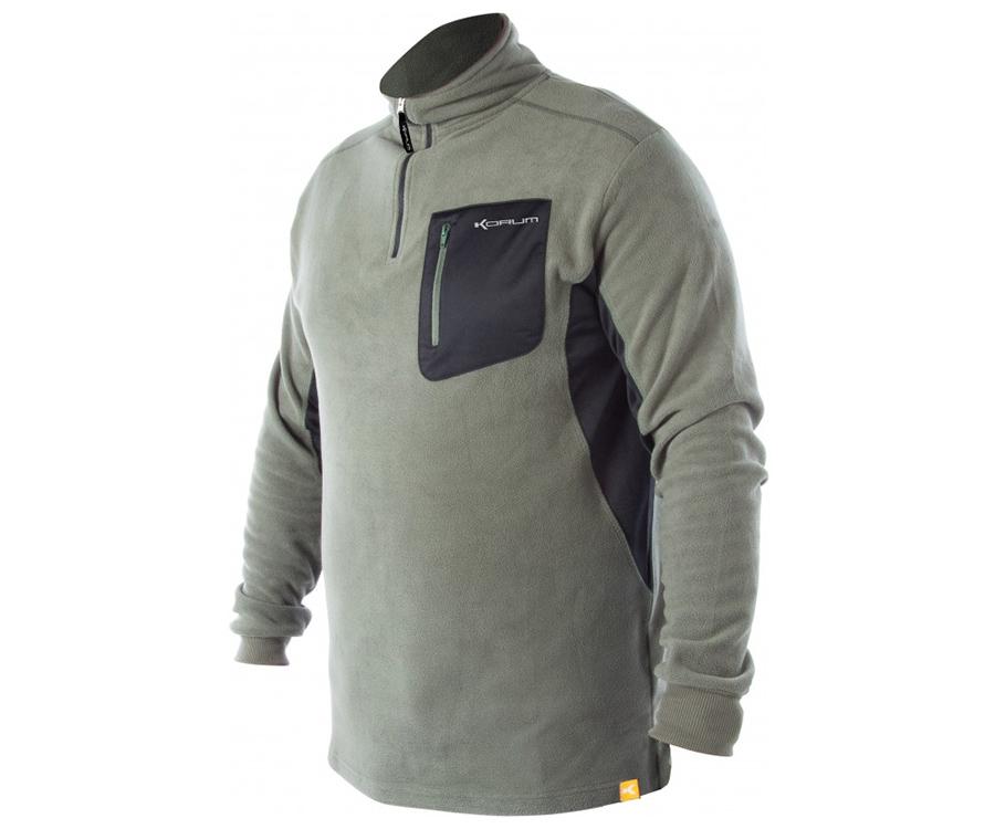 Куртка флисовая Korum Micro Fleece L