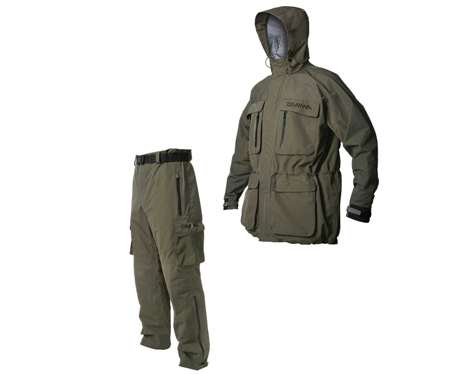 Куртка Daiwa Game Breathable 3/4 Jacket M