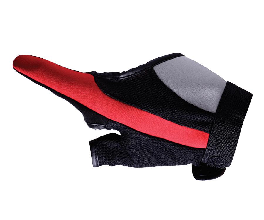 Перчатка для силового заброса Flagman L