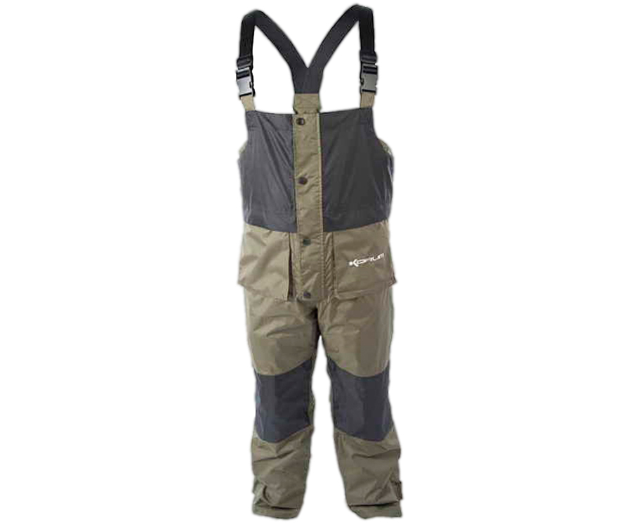 Штаны Korum на шлейках Bib and Brace Trousers