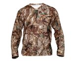 Футболка Norfin Hunting Alder Long Sleeve Passion S