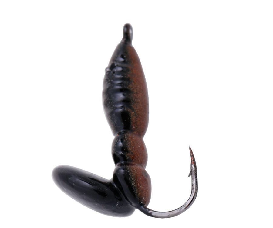 Балда Flagman Личинка Cтрекозы 3.2г Золото