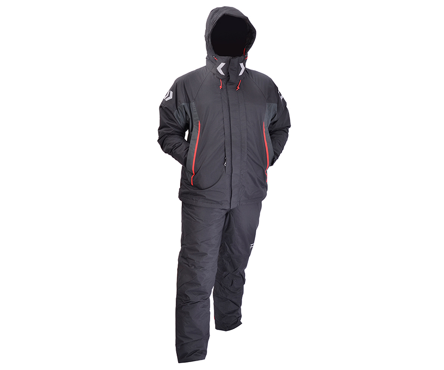 Костюм зимний Daiwa DW-3404 RM Hyper Combi-Up HL Winter Suit Black