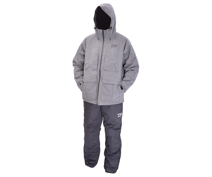 Костюм зимний Daiwa DW-3104 Rainmax Winter Suit Feather Gray
