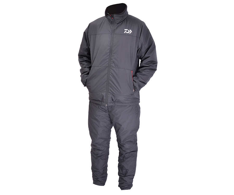 Костюм зимний Daiwa DI-5204 Warm-Up Suit Black