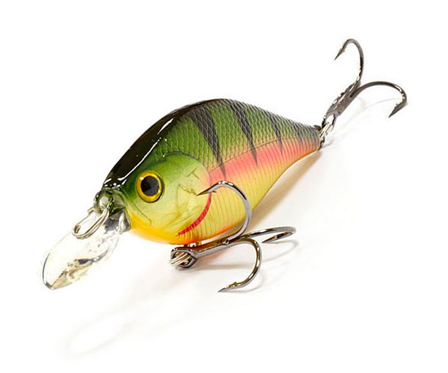 Воблер Lucky Craft Wobty 53F Ago Northern Perch