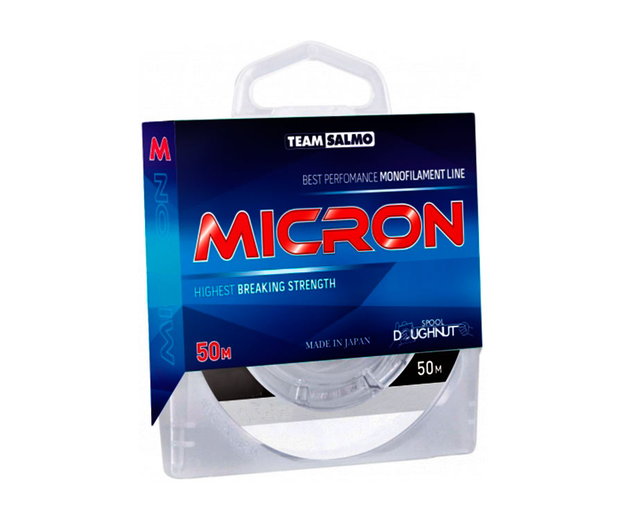 Леска Team Salmo Micron 0,108 мм