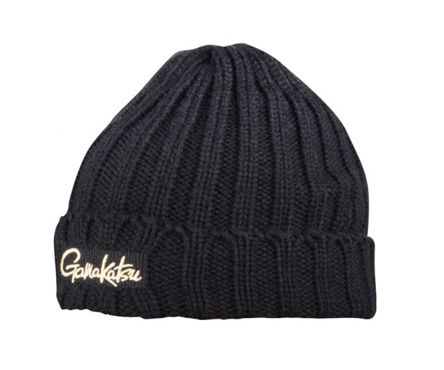 Шапка вязанная Gamakatsu Knit Cap