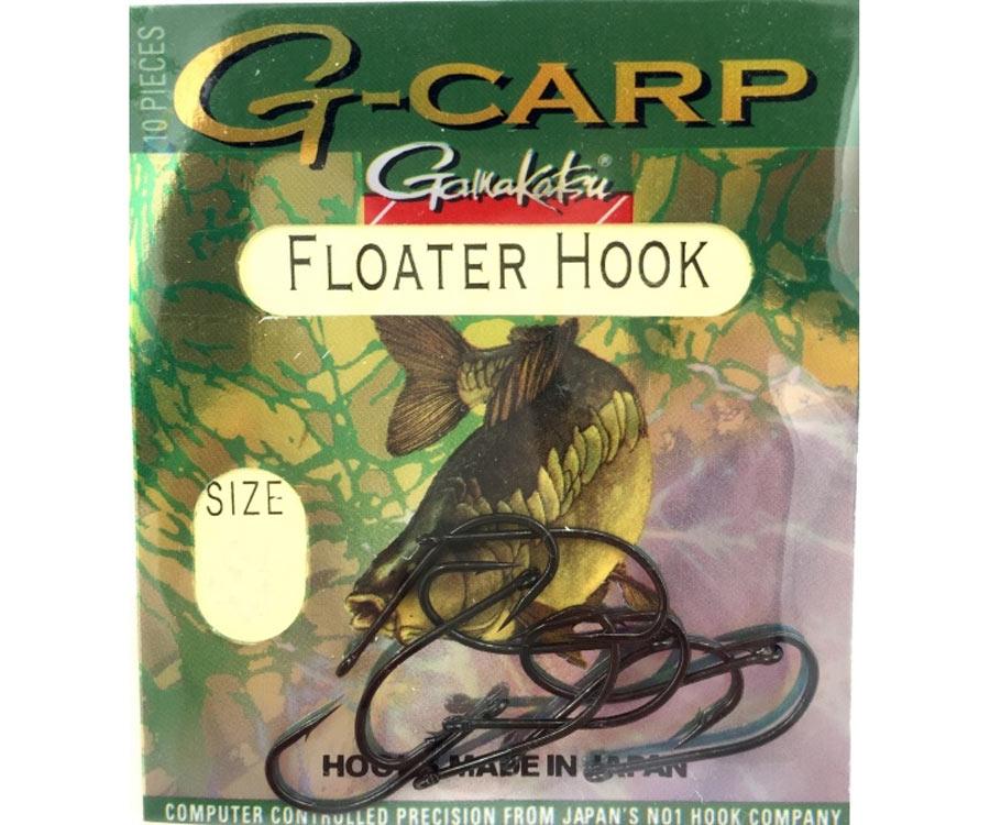 Крючок Gamakatsu G-Carp Floater №2