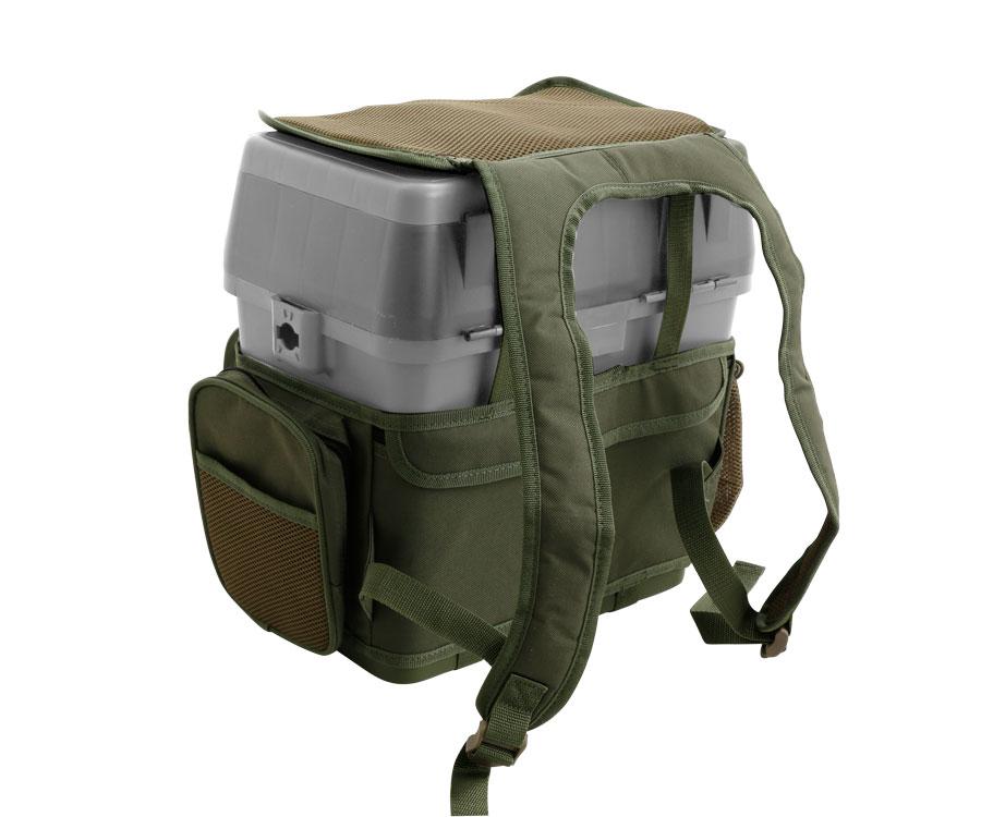Сумка-рюкзак Flagman для зимнего высокого ящика