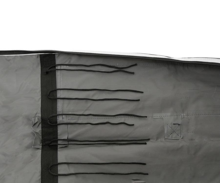 Чехол для 6 удлищ Flagman мягкий - 160см
