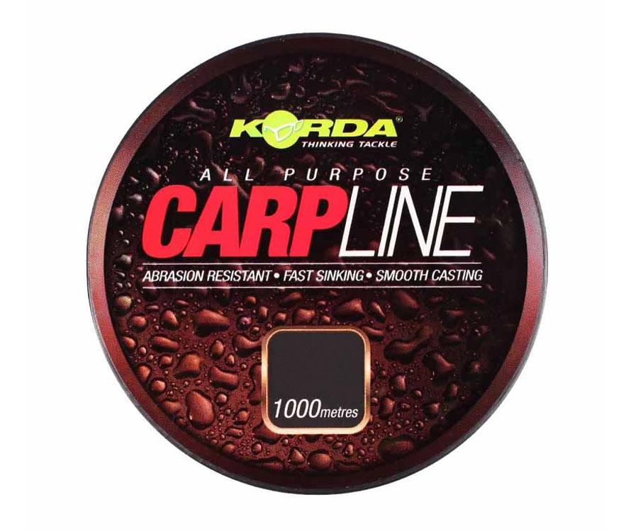 Леска Korda Carp Line 12lb, 0.35мм, 1000м