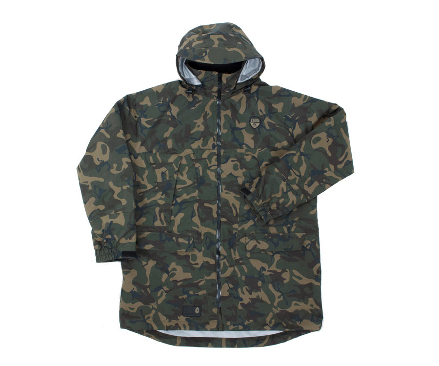 Куртка водонепроницаемая FOX камуфляж M