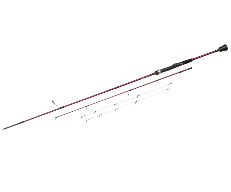 Спиннинговое удилище Penn Rampage II Twin Tip 2.24м 0.5-5г