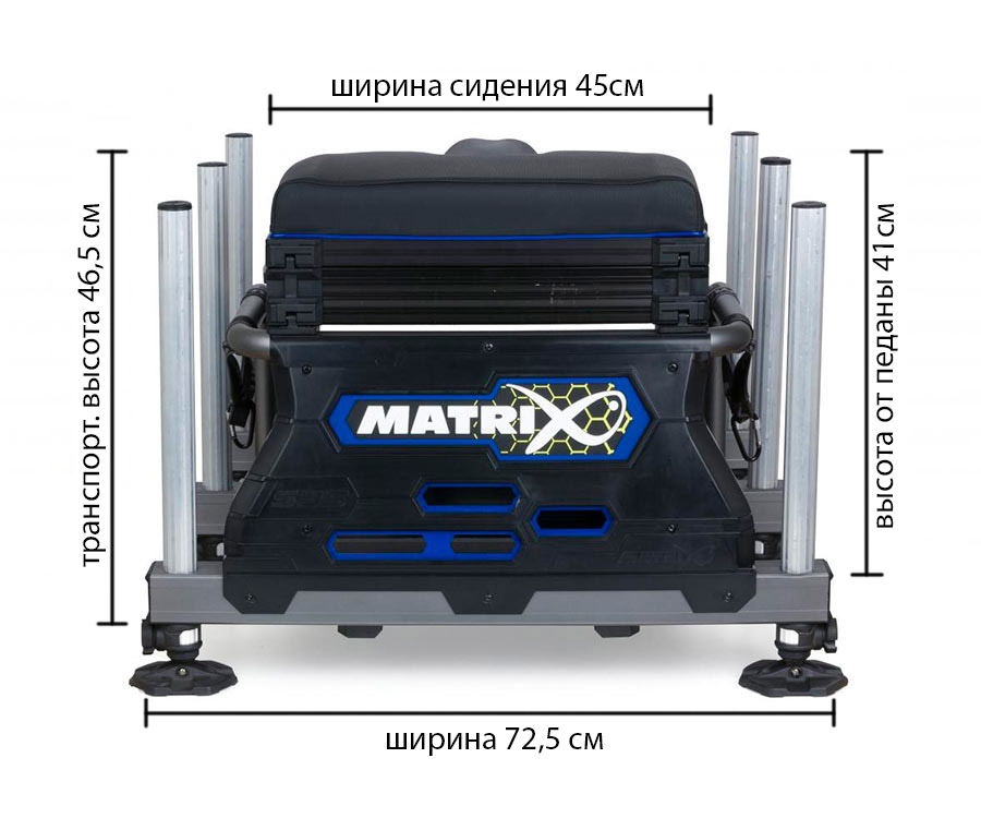Платформа Matrix S36 Superbox Seat Box