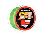 Шнур Formax Avanger PE X4 Lime Green 0.165мм