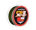 Шнур Formax Avanger PE X4 Green 0.165мм