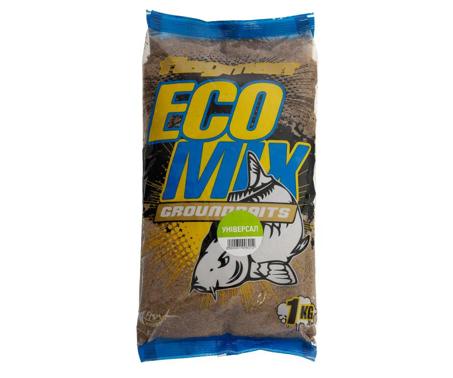 Прикормка Flagman Eco Mix Универсал