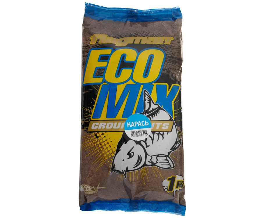 Прикормка Flagman Eco Mix Карась