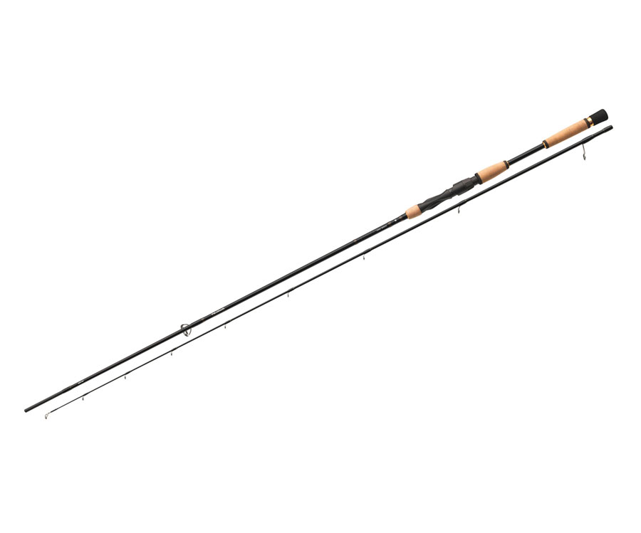 Спиннинговое удилище Daiwa Luvias 802 MFS-BD 2.45м 5-15г