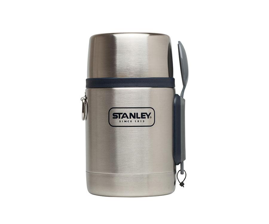 Термос пищевой Stanley 0.5л стальной с ложкой